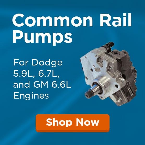 Common Rail Pumps